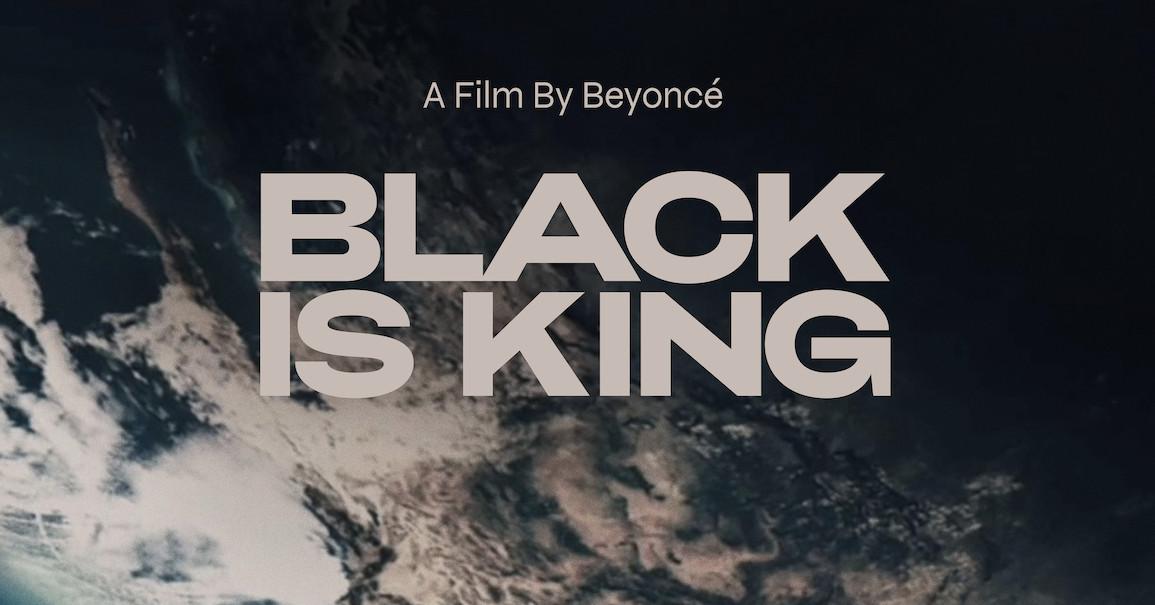 Black is King Poster Disney+