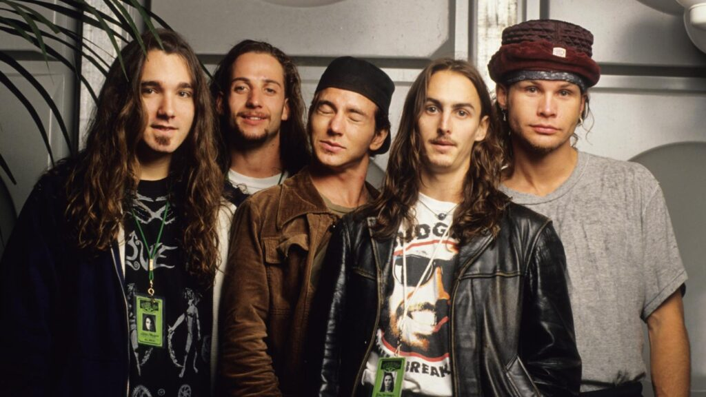 Pearl Jam - Credits: grammy.com