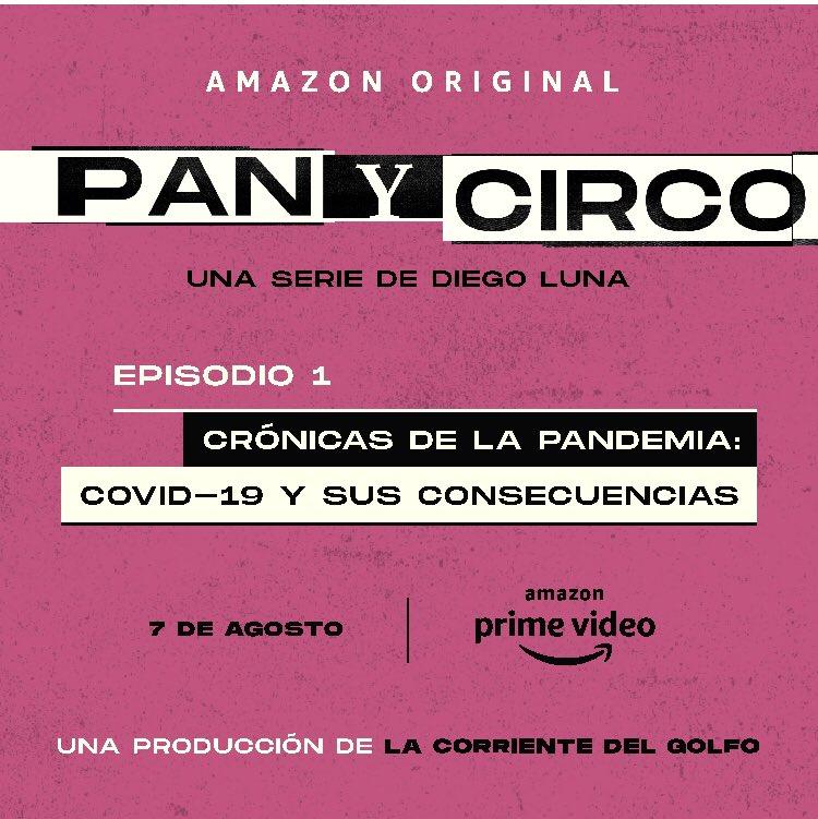 Pan y Circo, Amazon Prime Video