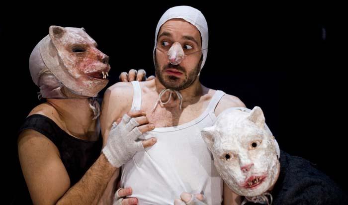 Pinocchio, regia Maria Grazia Cipriani - CREDITS: La Biennale Venezia