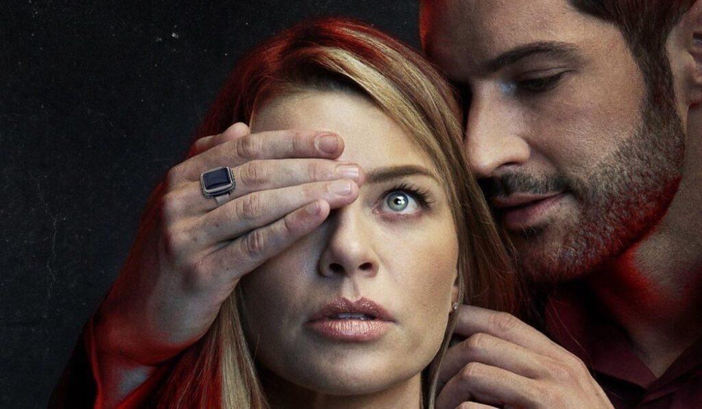 Tom Ellis e Lauren German - CREDITS: Netflix
