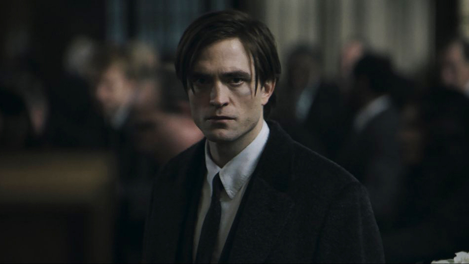 Robert Pattinson - The Batman - CREDITS: DC/Warner Bros.