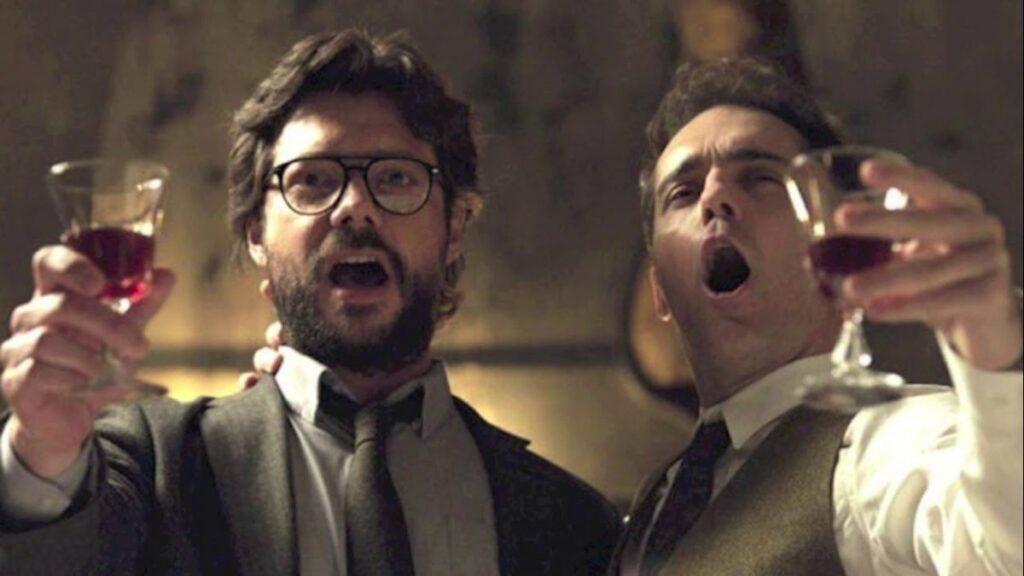 Bella Ciao, La casa di Carta - CREDITS: Netflix
