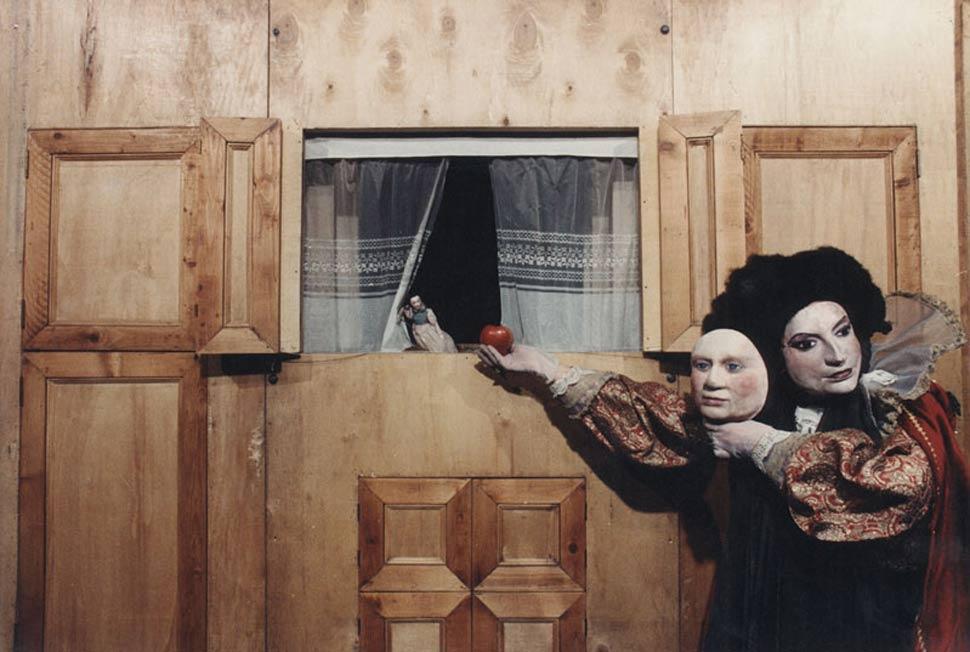 Biancaneve, regia Maria Grazia Cipriani - CREDITS: La Biennale Venezia
