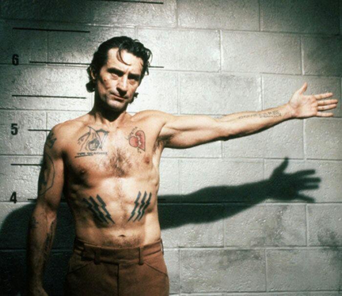 Robert De Niro in Cape Fear - Il promontorio della paura (Scorsese, 1991) - CREDITS: IMDB.com