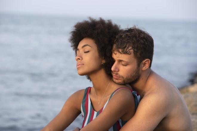 Coco Edogamhe e Ludovico Tersigni, Summertime - CREDTIS: Netflix