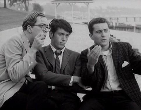 De Niro in una scena di Oggi Sposi di Brian De Palma - CREDITS: IMDB.com