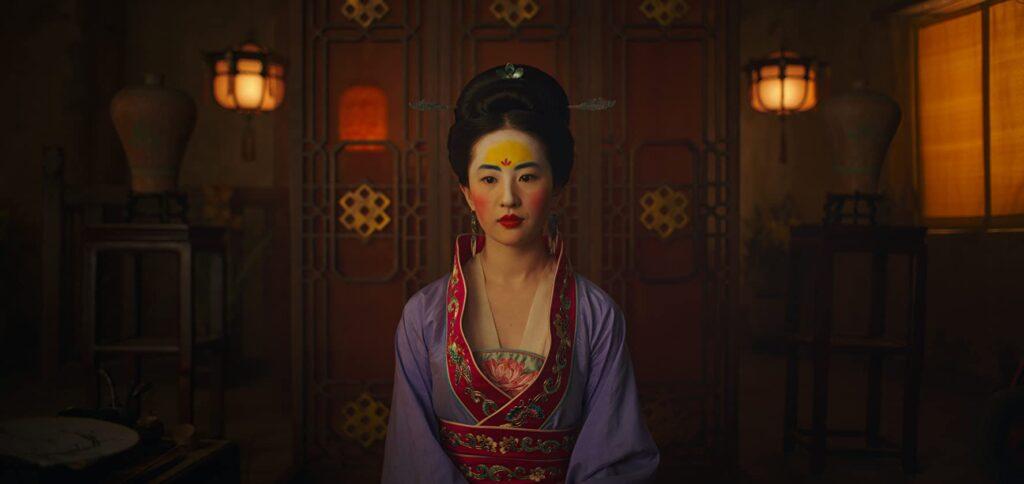 Mulan (2020) - credits: IMDB.com