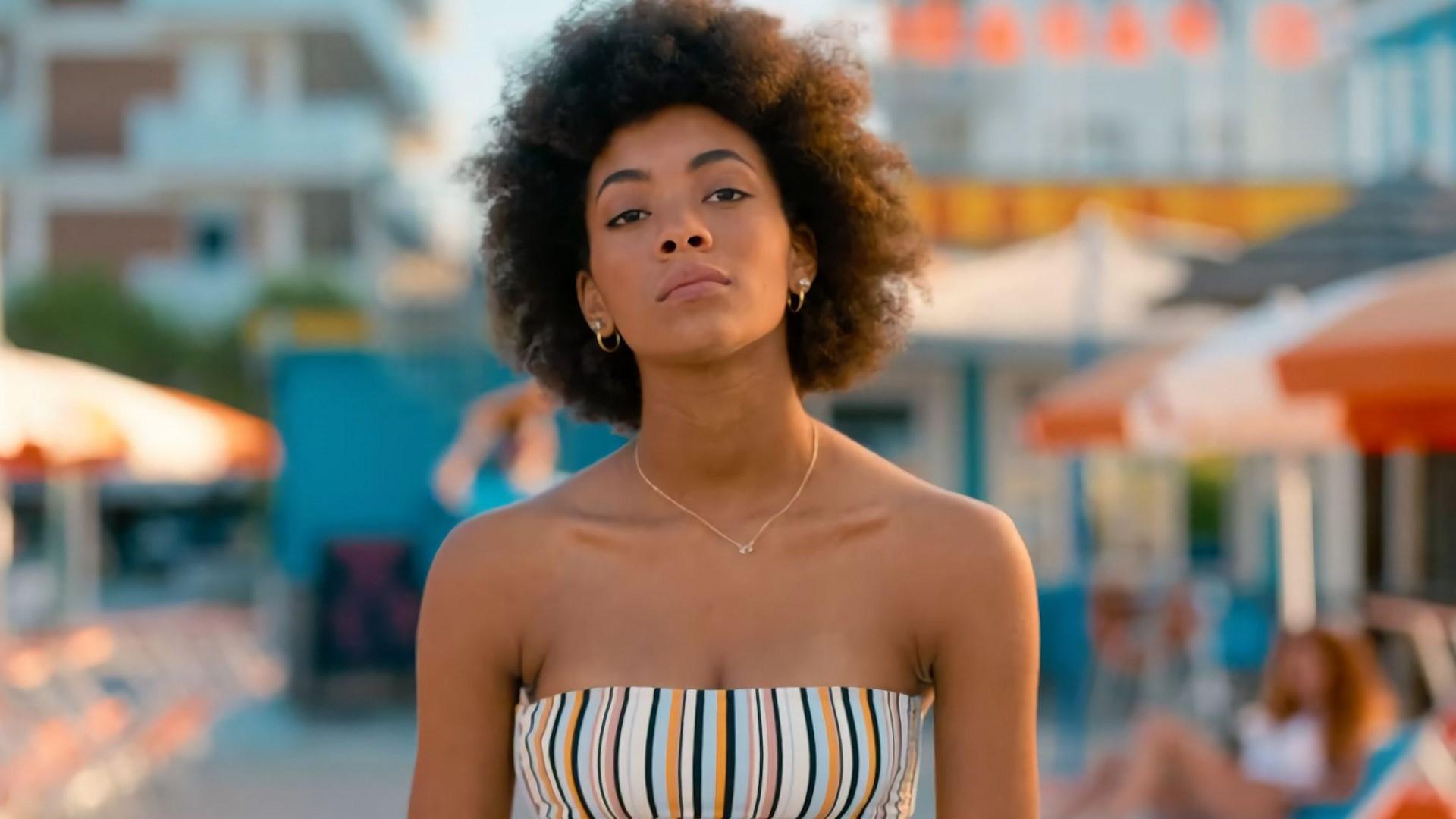 Coco Rebecca Edogamhe, Summertime - CREDITS: Netflix