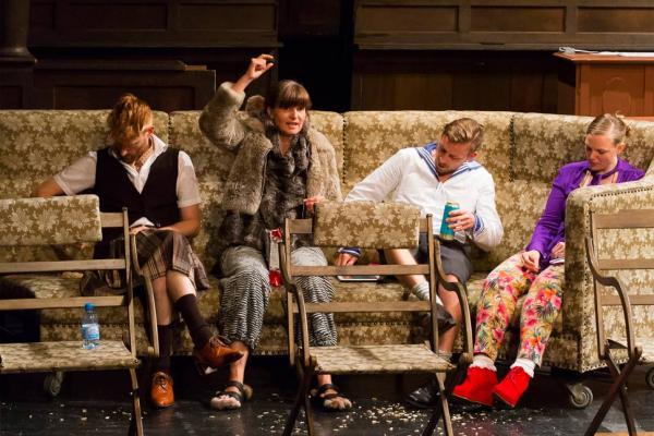 Tristan oder Isolde. Ein pastiche, regia Anna-Sophie Mahler - CREDITS: La Biennale Venezia