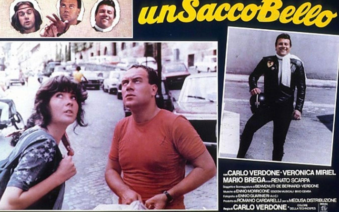 Locandina Un sacco bello 1980
