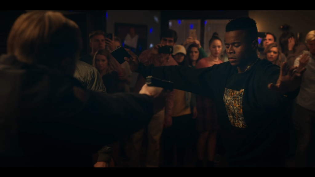 Reggie, Capitolo V - Dear White People - CREDITS: Netflix