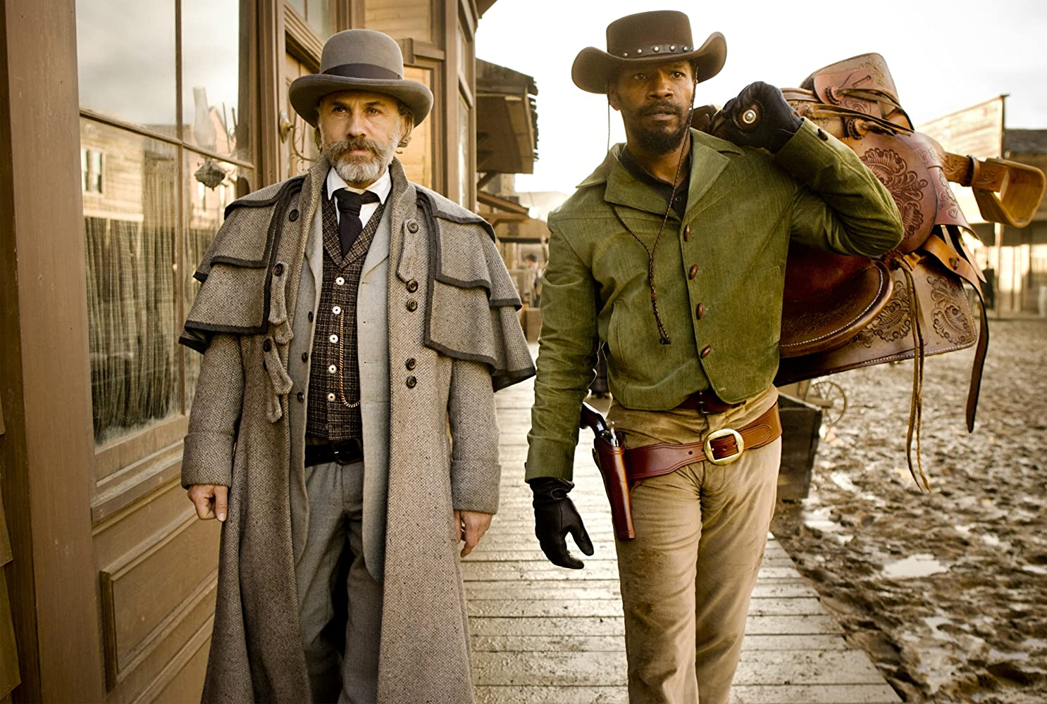 Django Unchained, Quentin Tarantino - CREDITS: IMDB.com