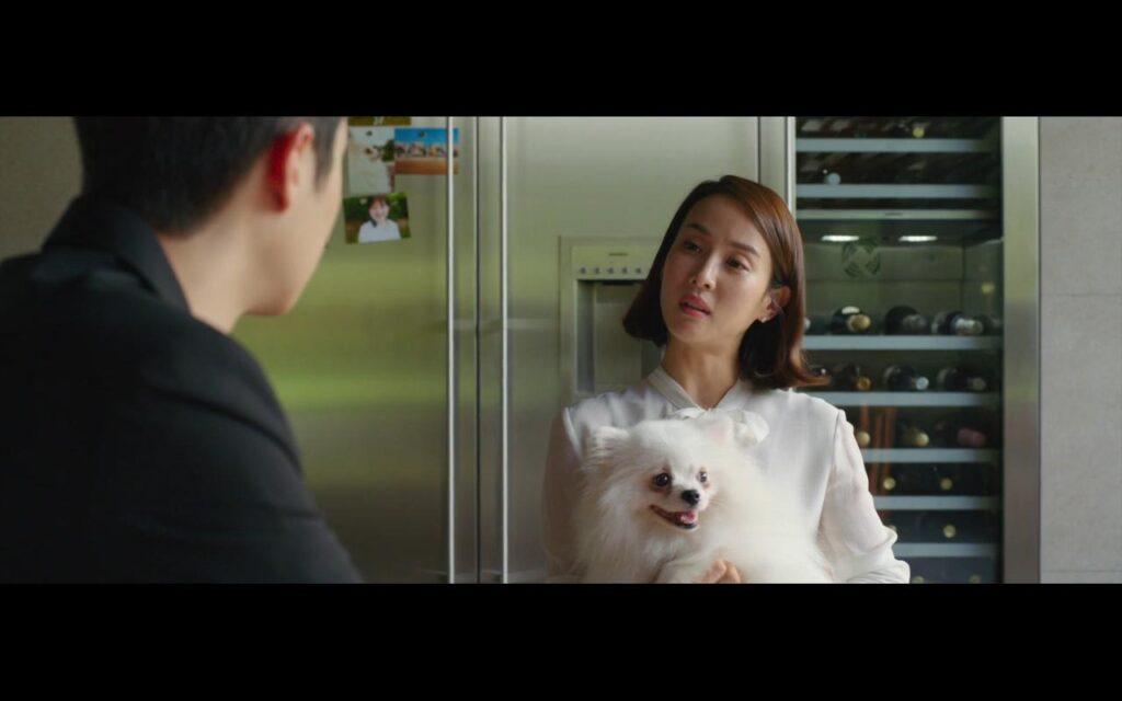 Un frame di Parasite. Bong Joon-ho - CREDITS: IMDB.com