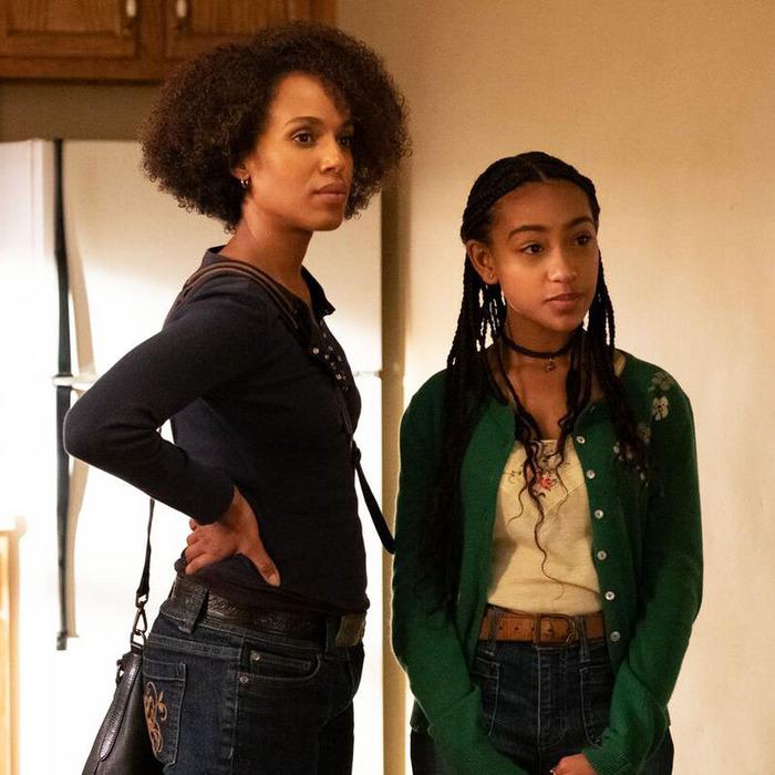Mia (Kerry Washington) e Pearl - CREDITS: IMDB.com