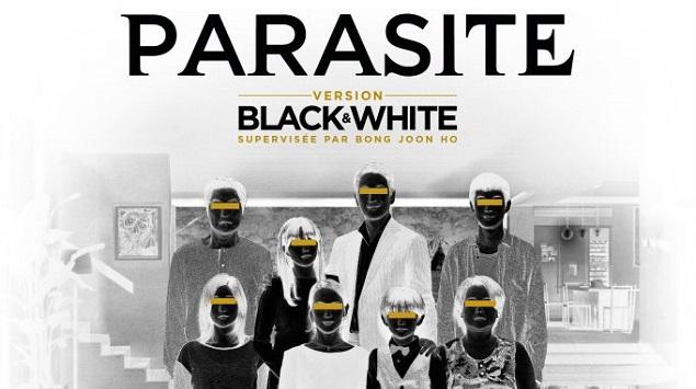 Parasite Black and White, Bong Joon-ho - CREDITS: web