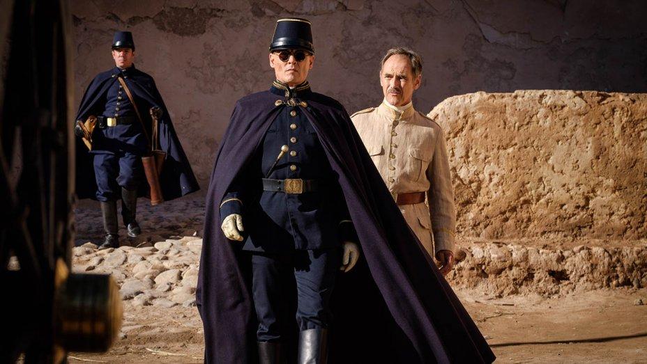 Waiting for the Barbarians - CREDITS: IMDB.com