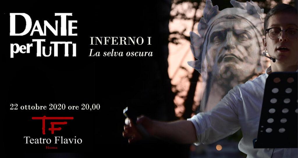 Dante per tutti - Credits: Anomalia Ufficio Stampa