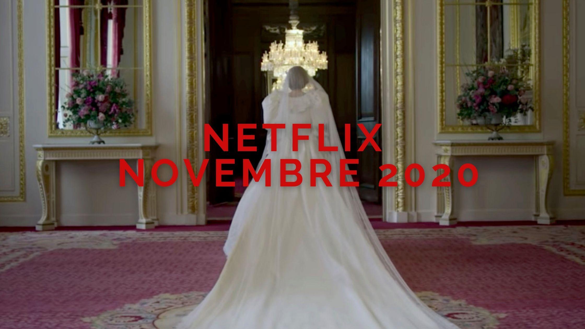 Netflix, novembre 2020 - Credits: web