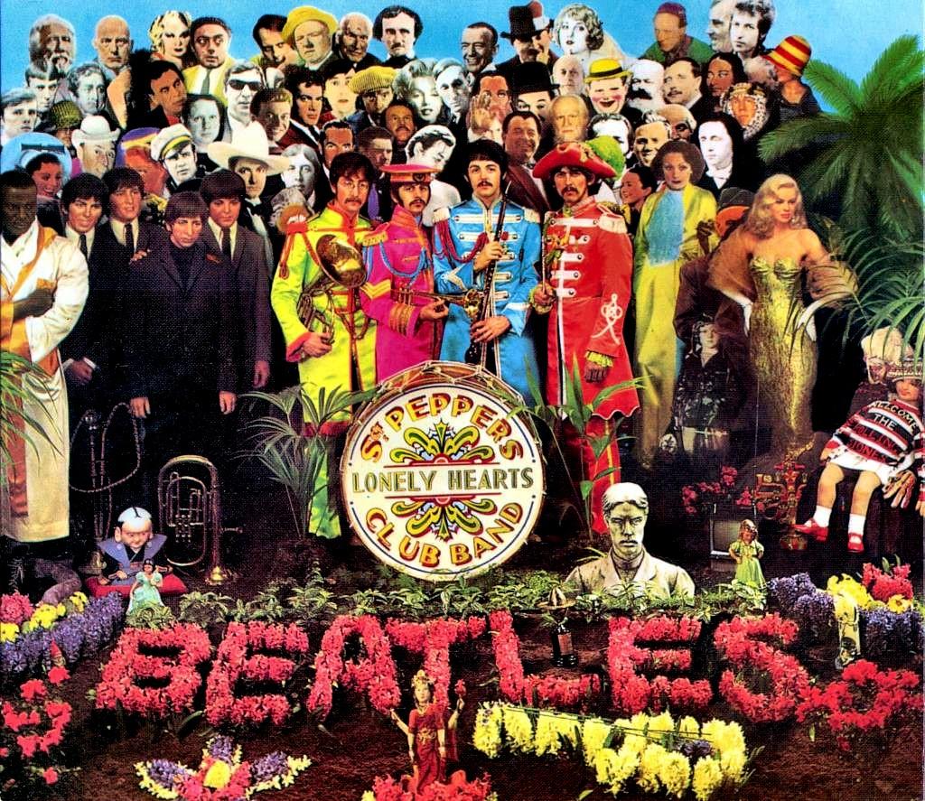 Sgt Peppers - Credits: web