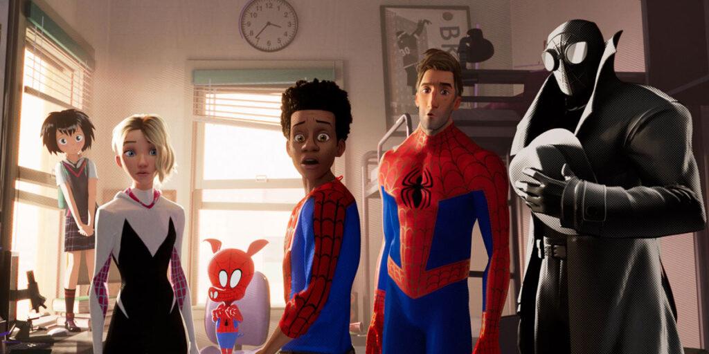 Spiderman: Un nuovo universo - CREDITS: web