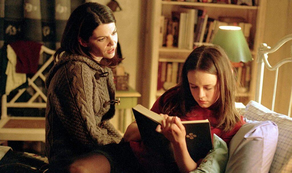 Gilmore Girls, Pilot - CREDITS: IMDb.com