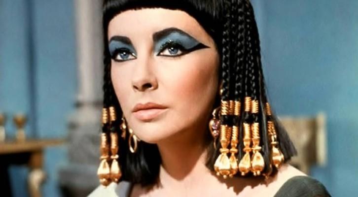 Liz Taylor, Cleopatra - CREDITS: web