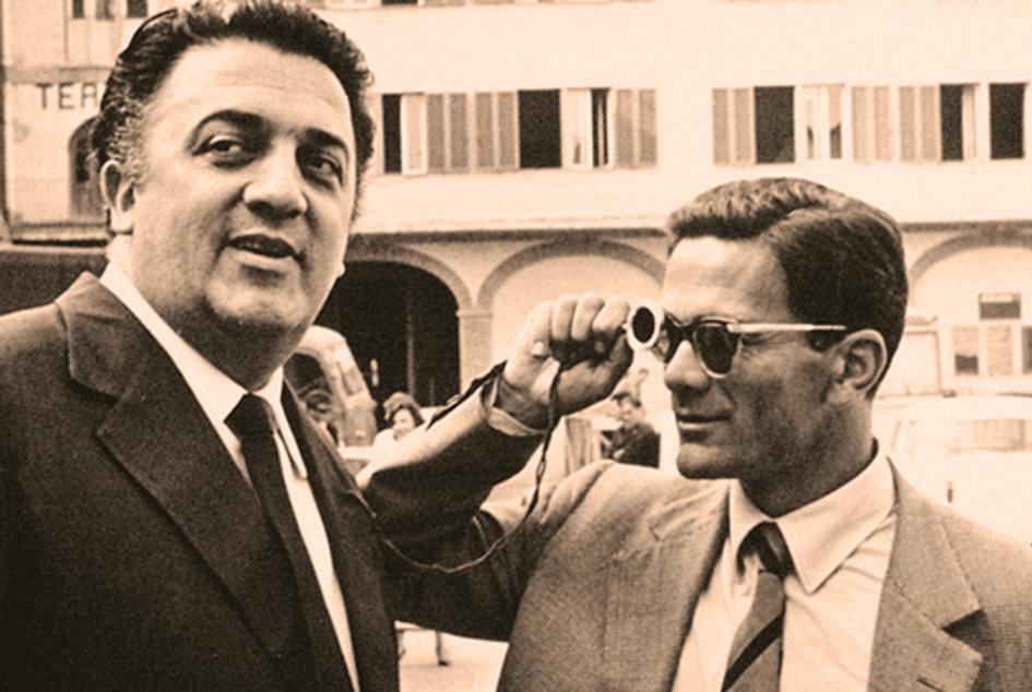 Fellini e Pasolini, Film d'autore italiani in streaming - CREDITS: web