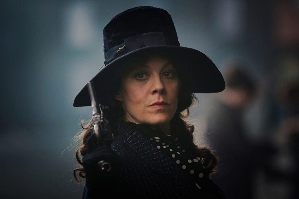 Helen McCrory nei panni di Polly Gray, Peaky Blinders - CREDITS: IMDb.com