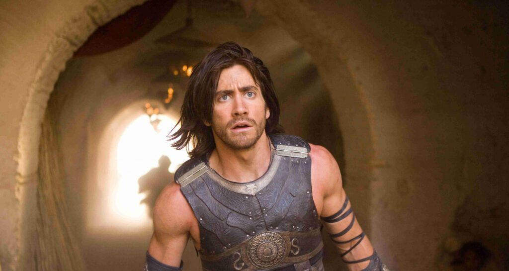 Jake Gyllenhaal, Prince of Persia - CREDITS: web