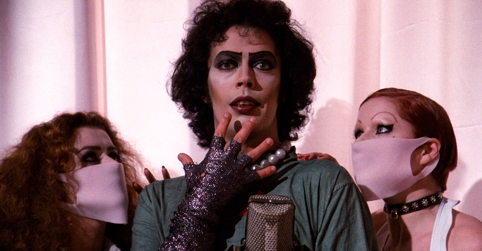 The Rocky Horror Picture Show (1975) - Flashview - credits: web