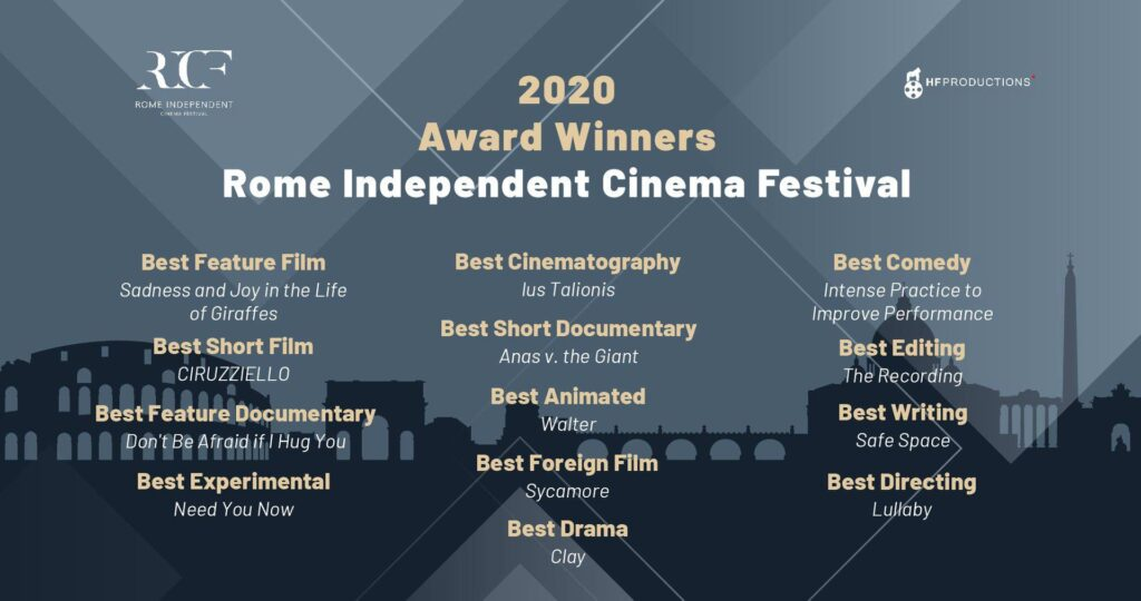 Credits: Rome Independent Cinema Festival 2020