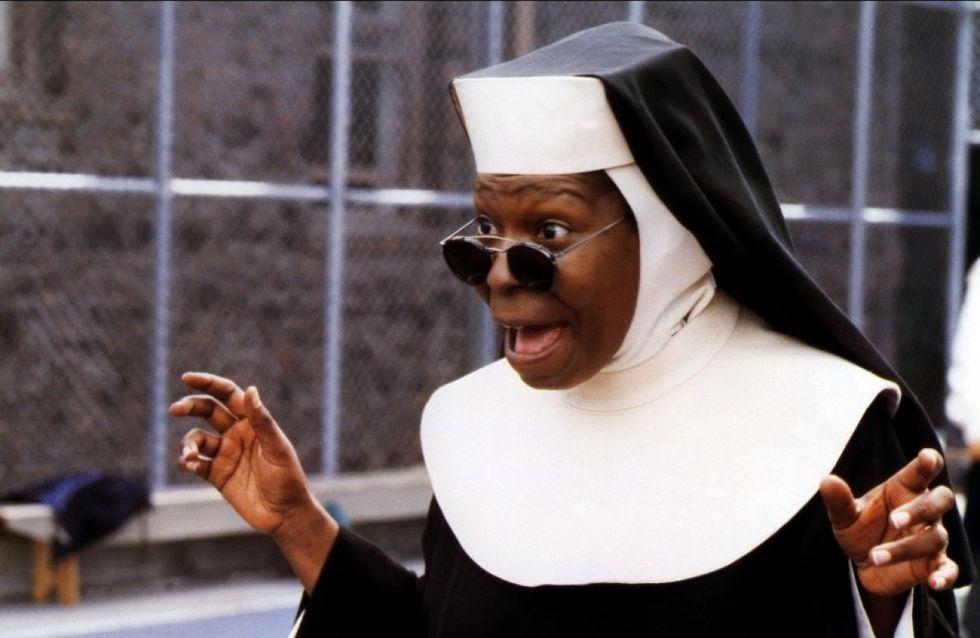 Sister Act, Whoopi Goldberg - CREDITS: web