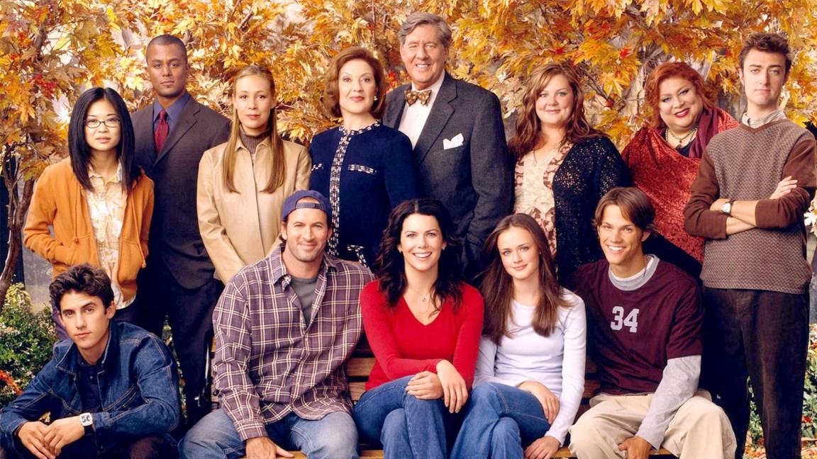 Gilmore Girls, cast - CREDITS: web