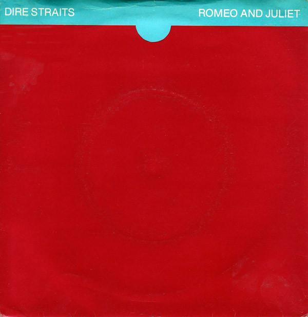 Vinile di Romeo and Juliet, Dire Straits - Credits: web