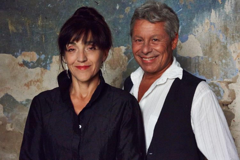 Elena Bucci e Marco Sgrosso, protagonisti di