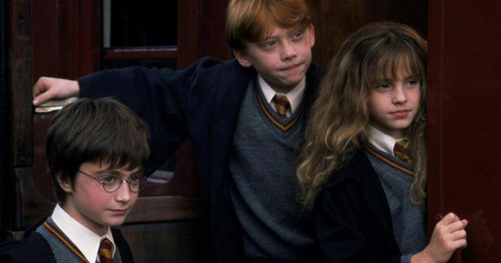 Harry Potter e la pietra filosofale (2001) - credits: Warner Bros