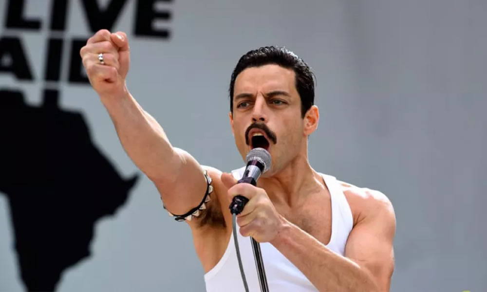 Bohemian Rhapsody, Brian Singer, 2018
