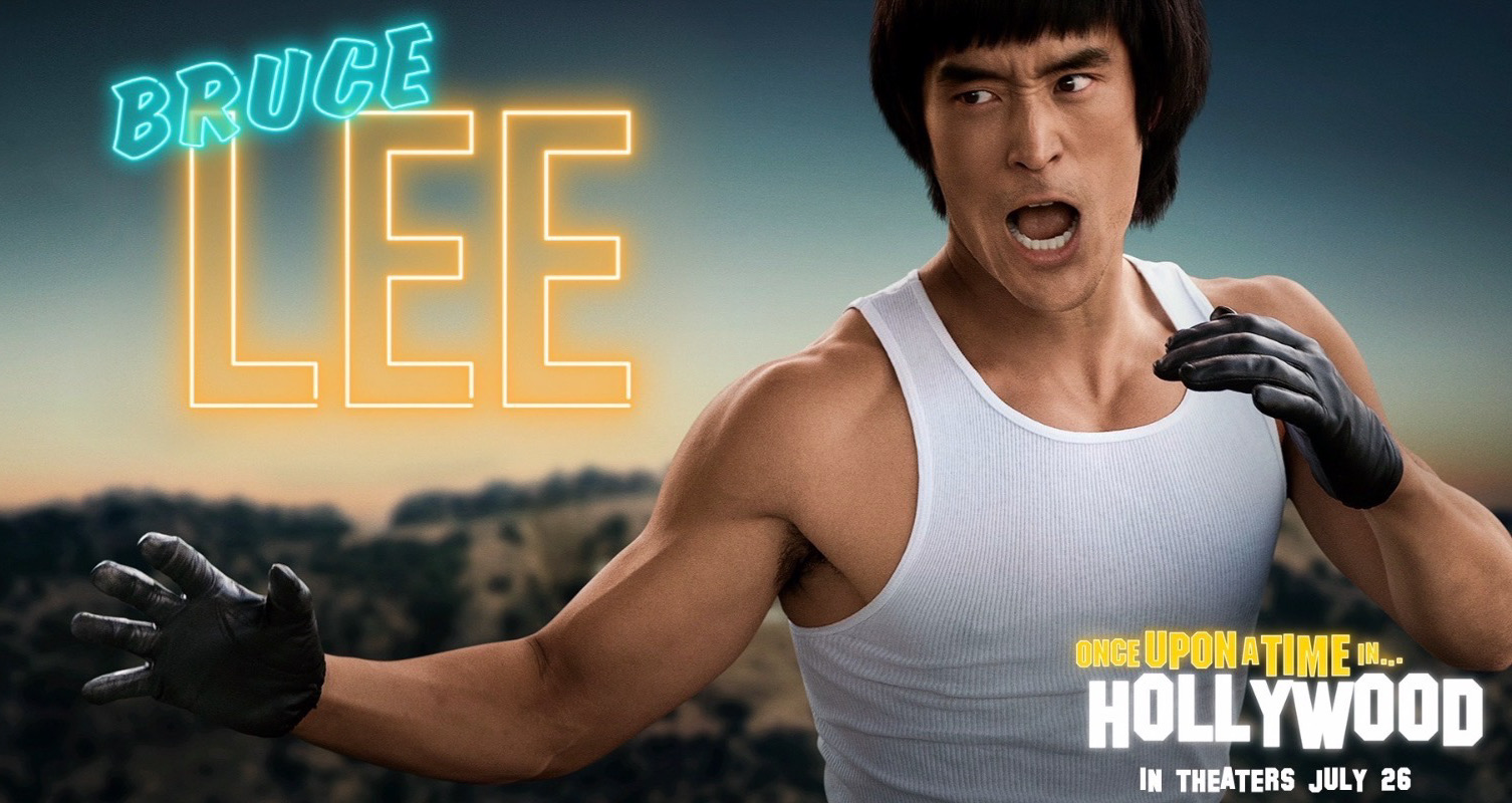 Bruce Lee (Mike Moh), C'era una volta a...Hollywood - Credits: Sony Pictures