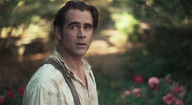 Colin Farrell, L'inganno, Sofia Coppola (2017) - credits: web