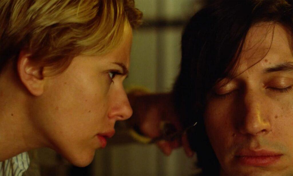 Marriage Story, Scarlett Johansson - credits: Netflix