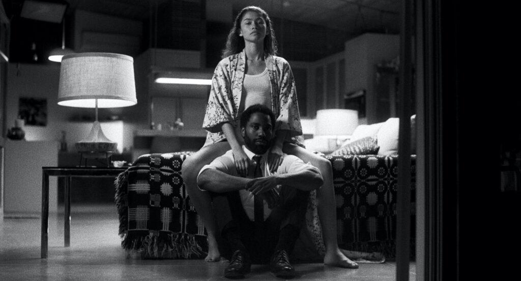Malcom & Marie - foto Novembre 2020 - credits: Netflix