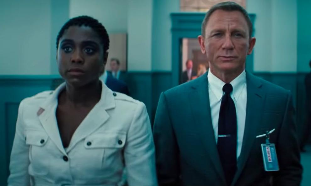 Lashana Lynch e Daniel Craig - credits: web