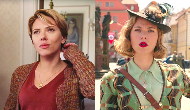 Scarlett Johansson. Marriage Story & Jojo Rabbit - Credits: web
