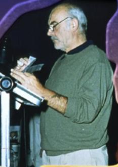 Sean Connery in sala doppiaggio per Dragonheart