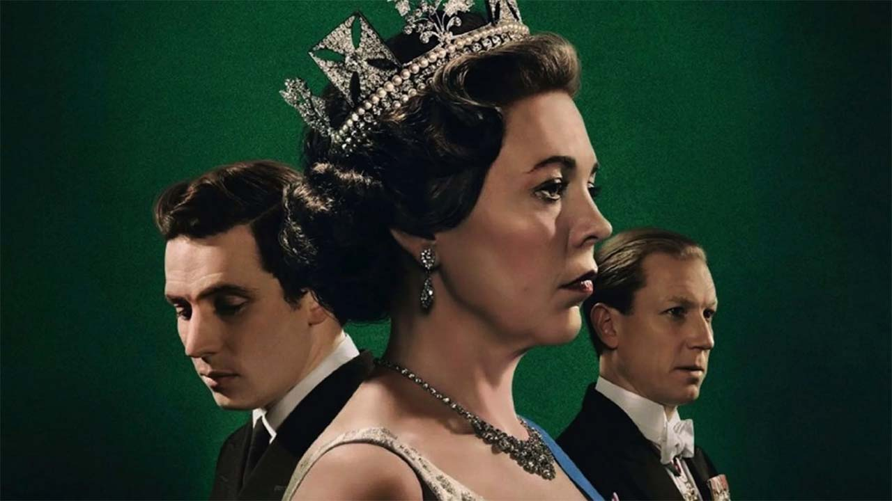 The Crown, Windsor family - credits: Netflix