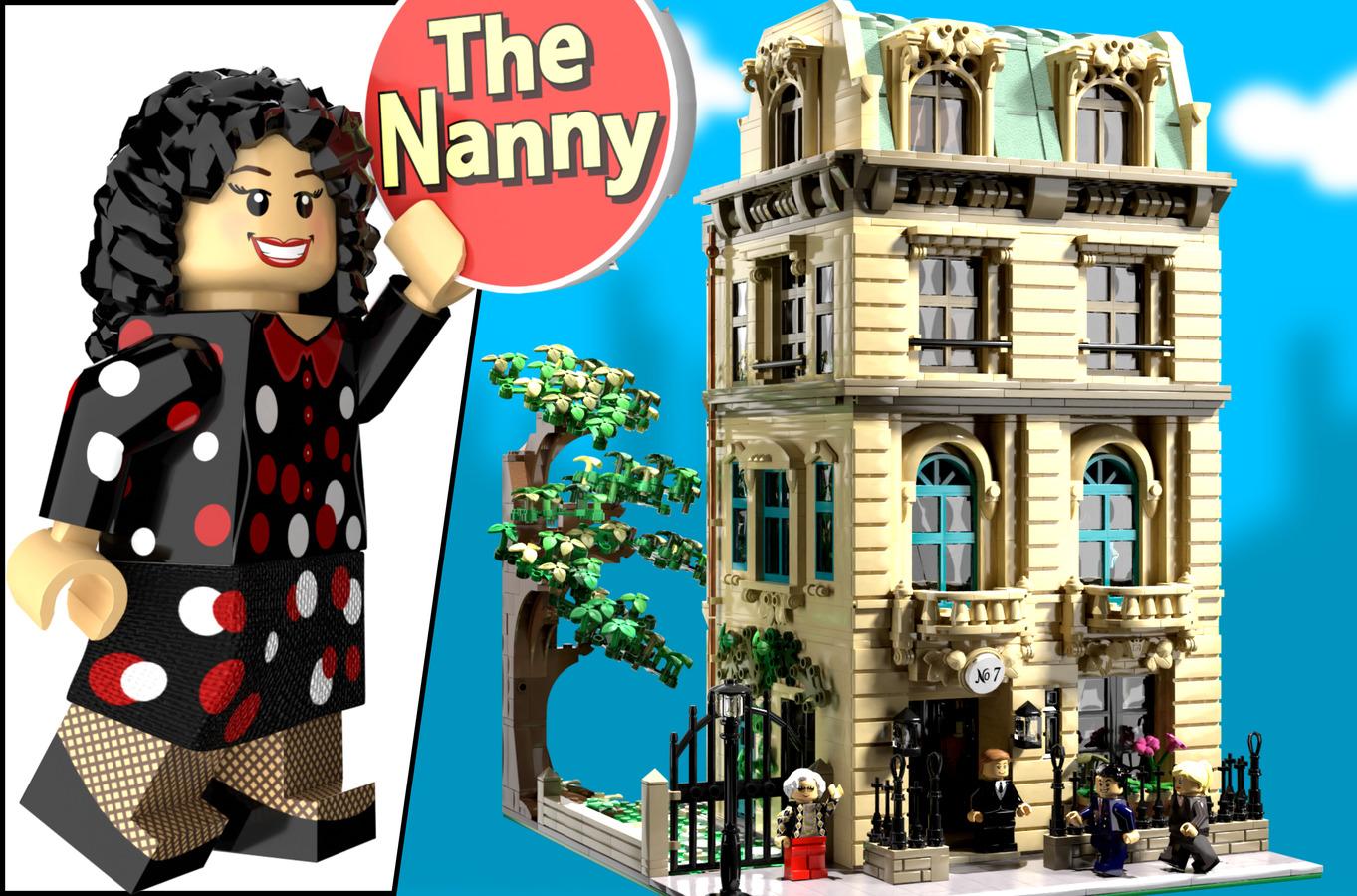 The Nanny Castor Troy