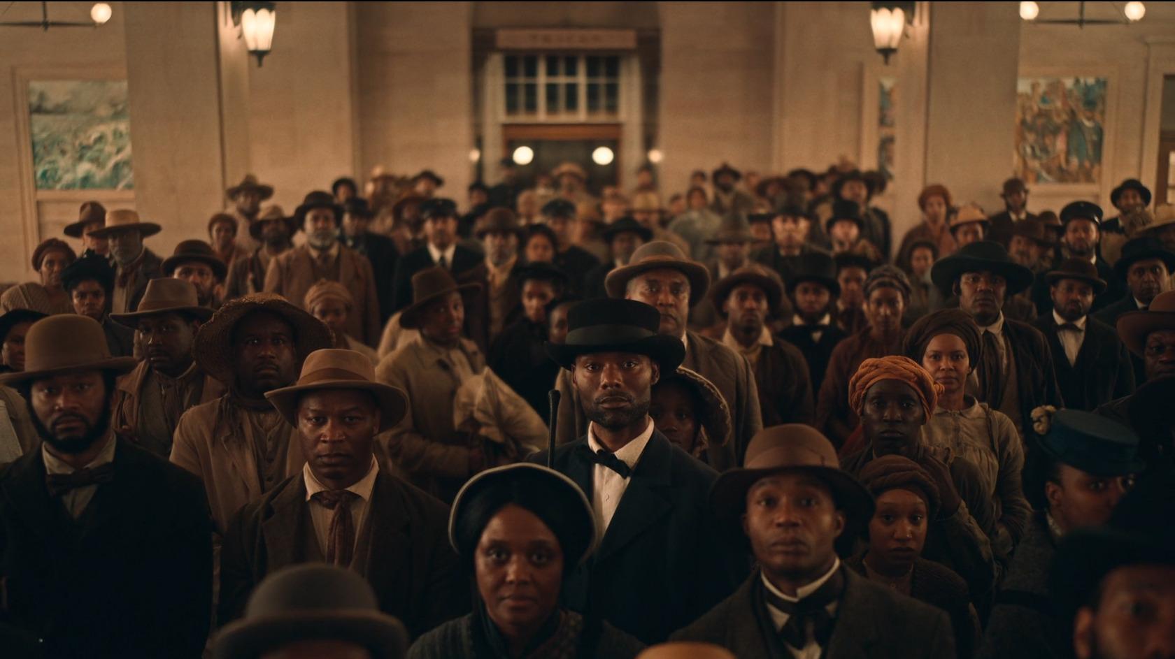 The Underground Railroad, Barry Jenkins - credits: Amazon Studios