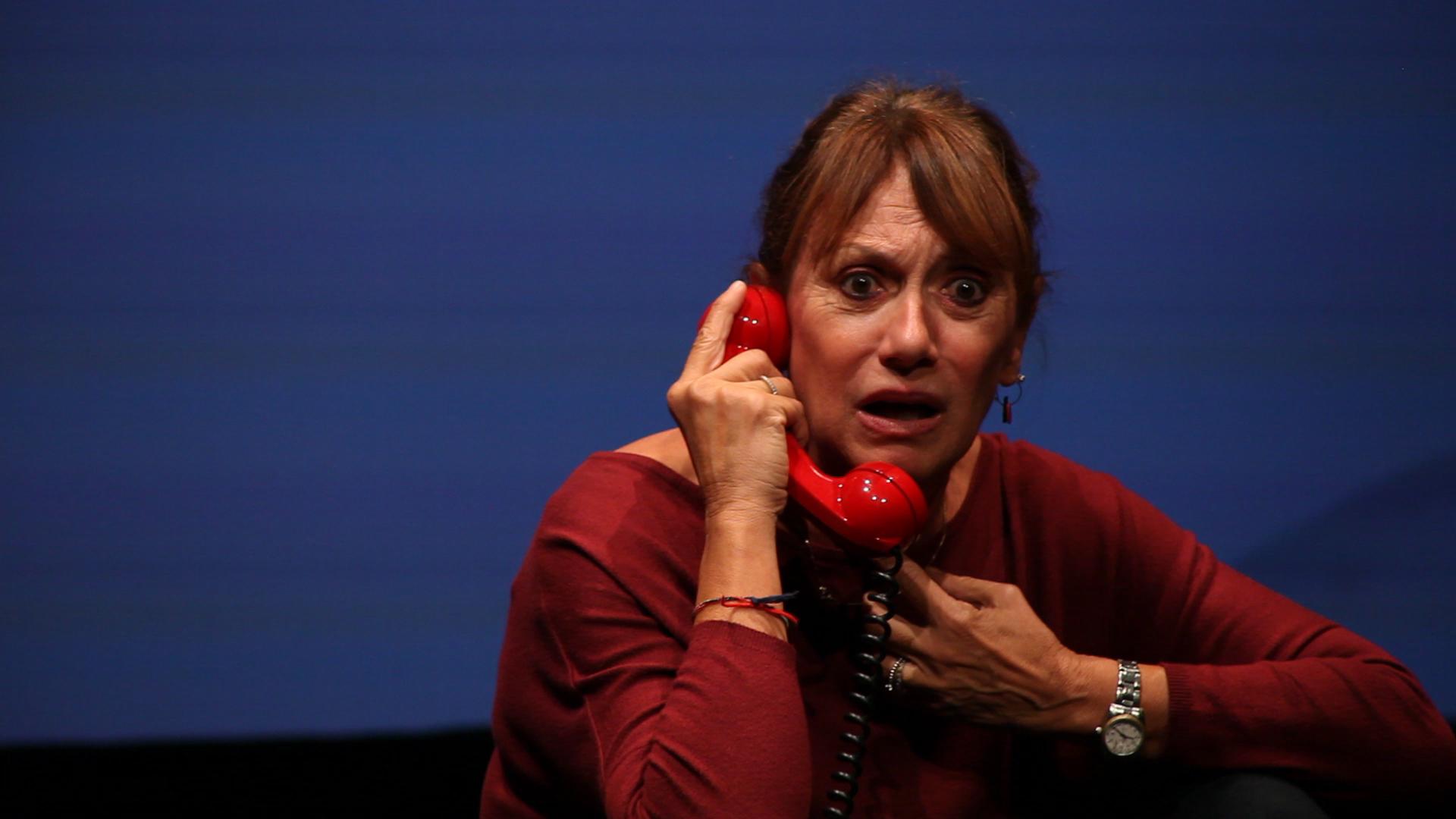 Francesca Bianco in My Brilliant Divorce - Credits: Teatro Belli