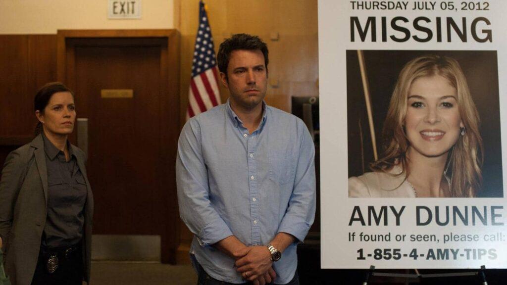 Ben Affleck in Gone Girl - Credits: 20th Century Fox